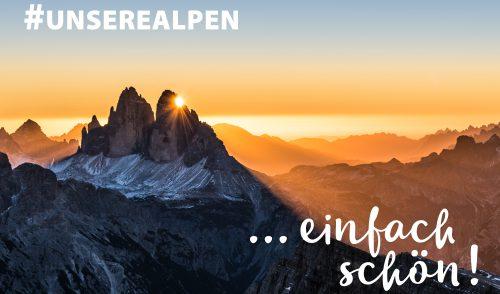 Artikelbild zu Artikel Unsere Alpen