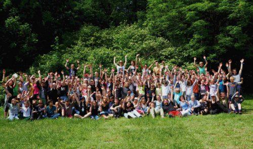 Artikelbild zu Artikel Pfingstcamp 2019 – einmal Ith und zurück