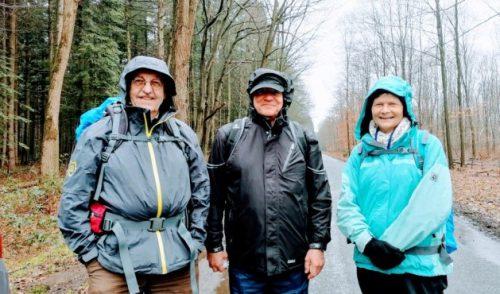 Artikelbild zu Artikel Langer Marsch durch die wunderschönen Ahlhorner Wälder